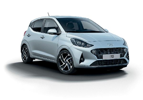Nový Hyundai i10 1.0i Classic GO AT