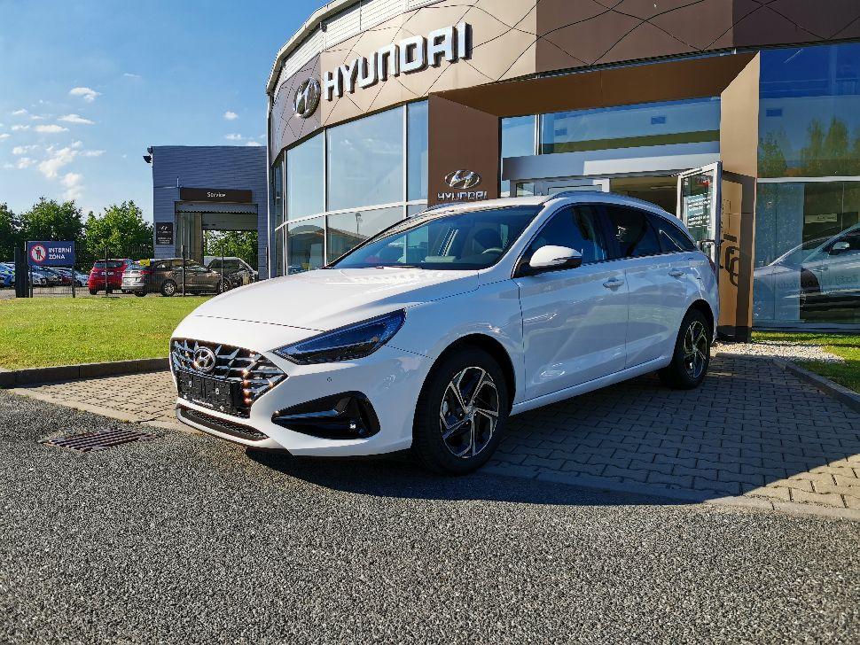 Nový Hyundai i30 CW 1.5i CVVT Smart