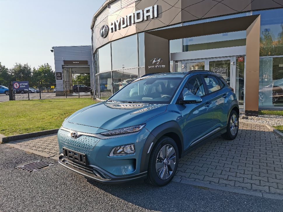 Hyundai Kona Electric Smart POWER 64kWh