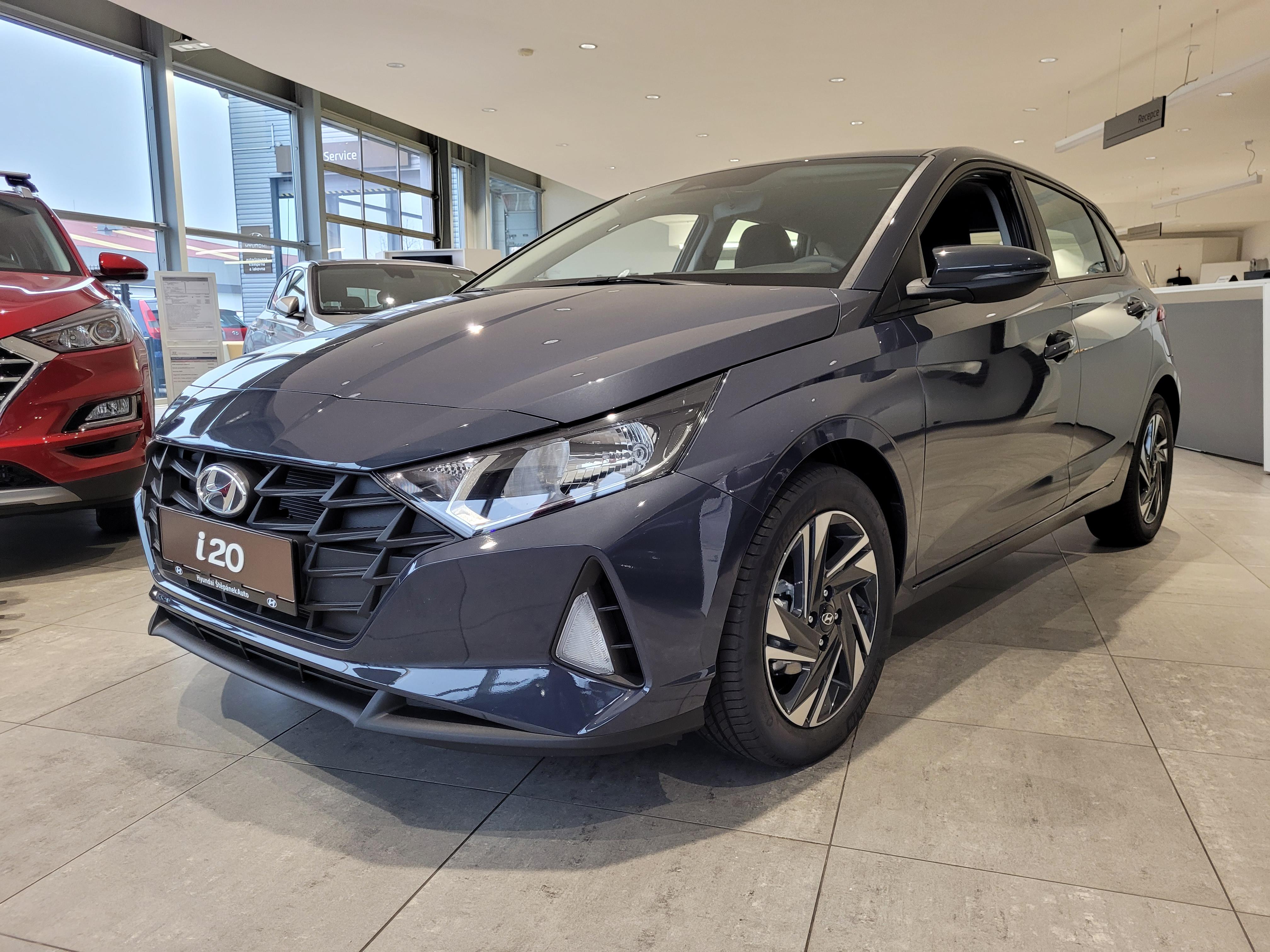 Nový Hyundai i20 1.2i Comfort