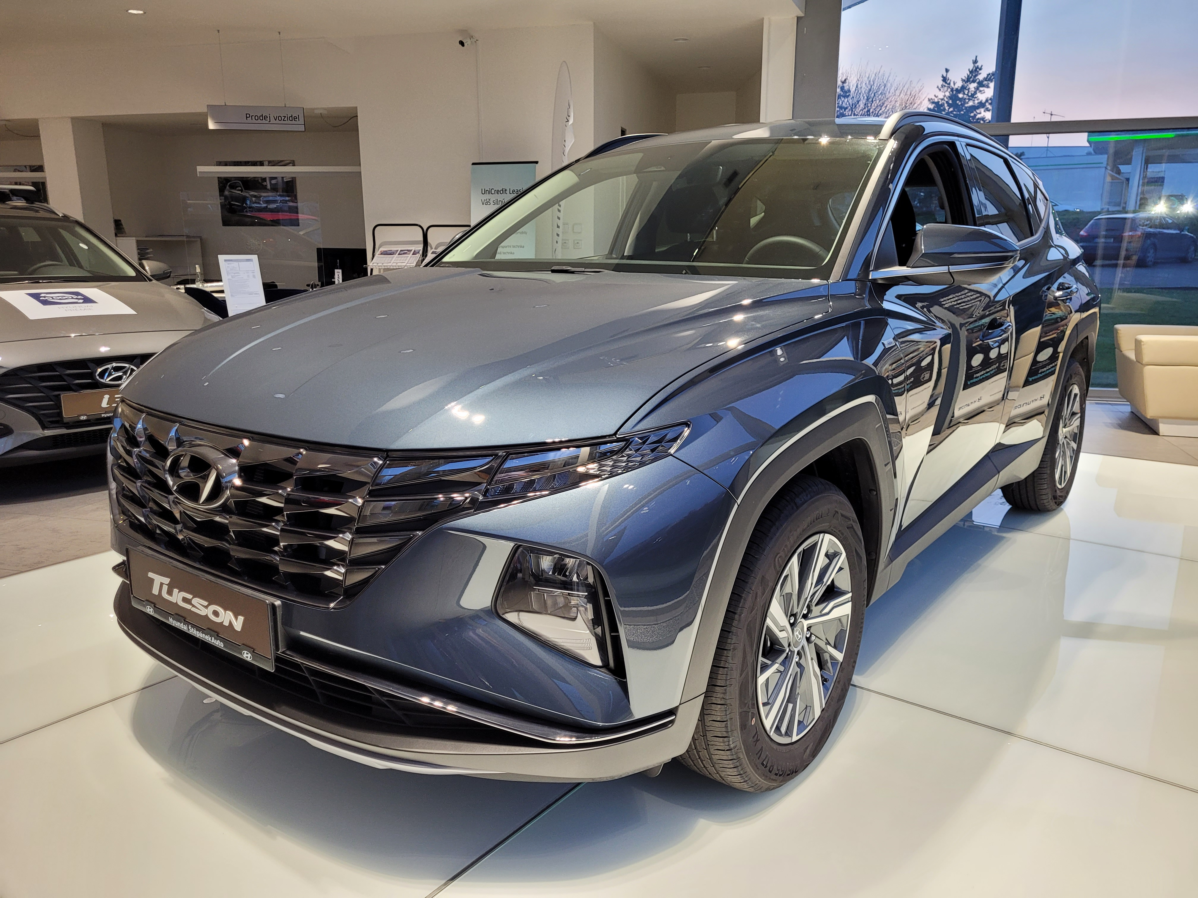 Hyundai Tucson 1.6 T-GDi Smart Navi