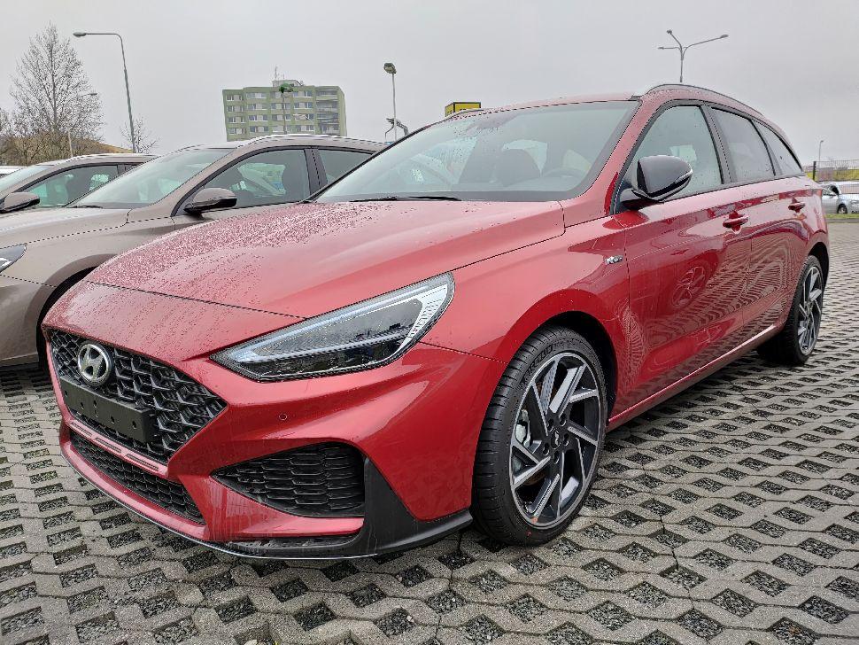 Nový Hyundai i30 CW 1.5 T-GDi MH N Line
