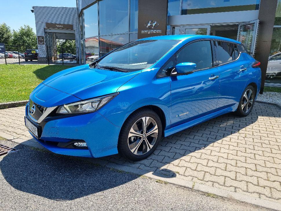 Nissan Leaf EV Tekna